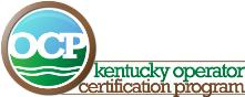 Kentucky Operator Certification Program logo