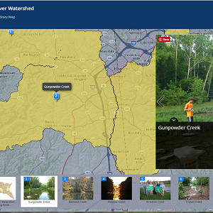 Licking River Watershed Storymap