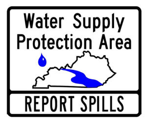 Water Supply Protection Area logo