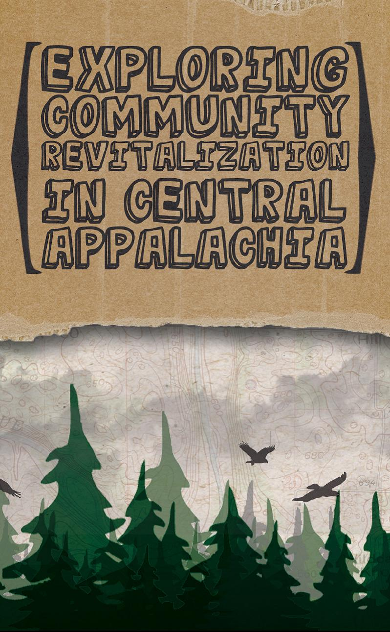 Community Revitalization in Central Appalachia