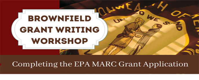 Brownfield Grant Workshop Graphic