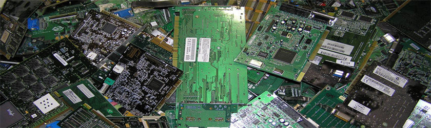 old computer boards