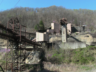 Abandoned Mine Complex