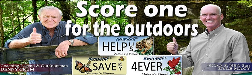 Kentucky Nature License Plates