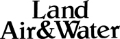 Land, Air & Water logo